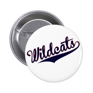Wildcats Pinback Button