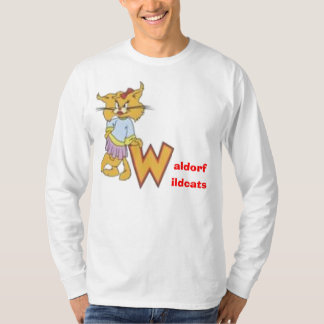 Wildcats, Waldorf Coach Shirt