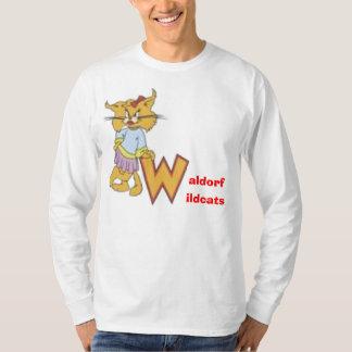 Wildcats, Waldorf Coach Shirt