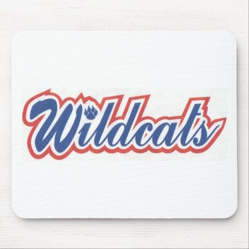 WildcatsLogo Mousepads
