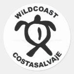 WiLDCOAST COSTASALVAjE Sticker