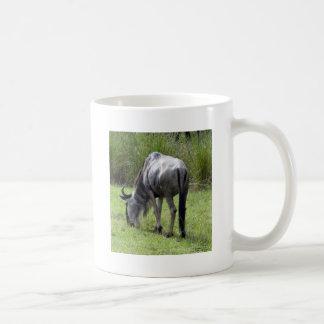 Wildebeest Backside Coffee Mug