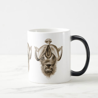 Wildebeest Magic Mug