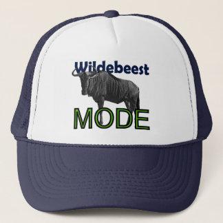 Wildebeest Mode Trucker Hat
