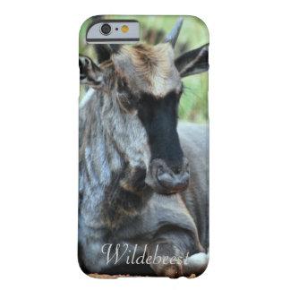 Wildebeest surafricano funda barely there iPhone 6