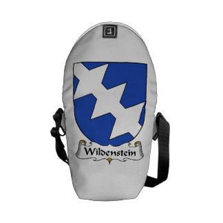 Wildenstein Family Crest Courier Bags