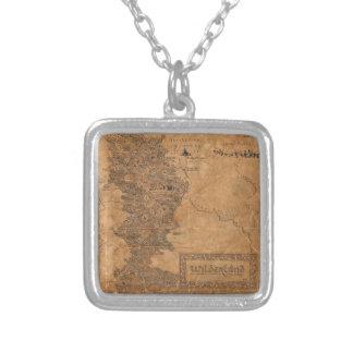 Wilderland Silver Plated Necklace