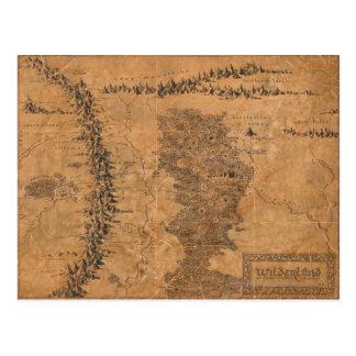 Wilderland Tarjetas Postales
