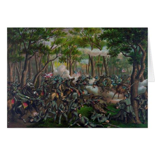 Wilderness Battle Card