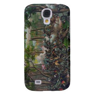 Wilderness Battle Galaxy S4 Cover