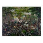 Wilderness Battle Post Cards