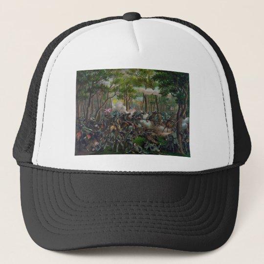 Wilderness Battle Trucker Hat