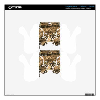 wilderness Camouflage outdoorsman whitetail deer PS3 Controller Skin