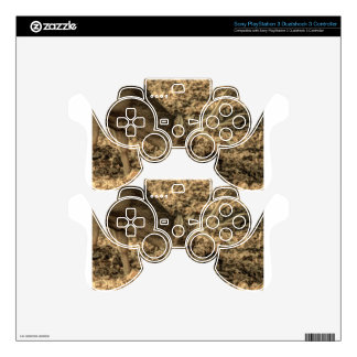 wilderness Camouflage outdoorsman whitetail deer PS3 Controller Skins