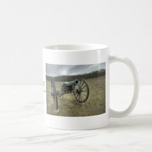 Wilderness Cannon Coffee Mugs