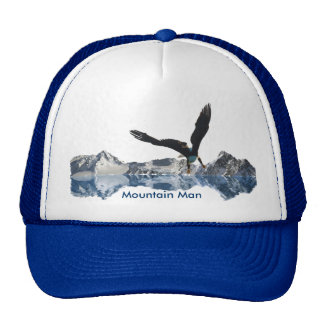 WILDERNESS EAGLE Collection Mesh Hats