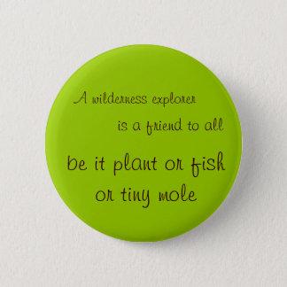 Wilderness explorer button