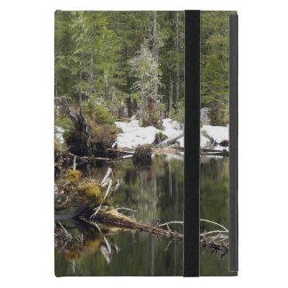 Wilderness Forest & Lake Nature Photo Design iPad Mini Case