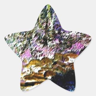 Wilderness Mirage Star Sticker