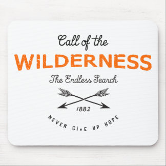 Wilderness Mouse Pad