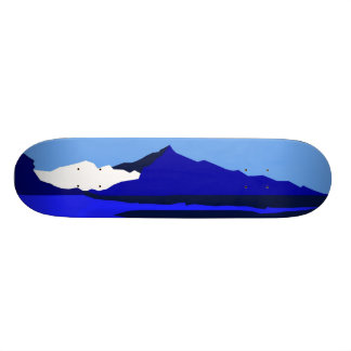 Wilderness National Park Custom Skate Board
