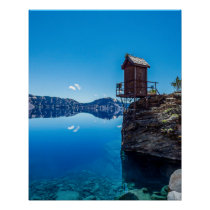 Wilderness Pooper // Crater Lake
