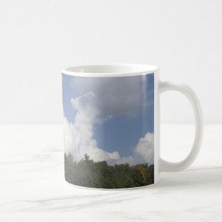 Wilderness Sky Classic White Coffee Mug