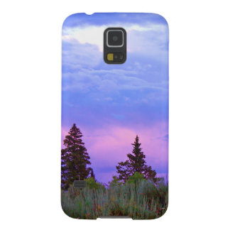 Wilderness sunset case for galaxy s5