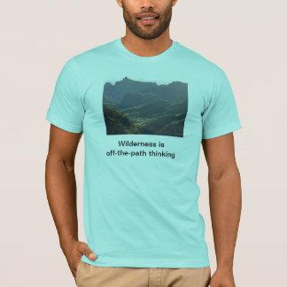 Wilderness thinking T-Shirt
