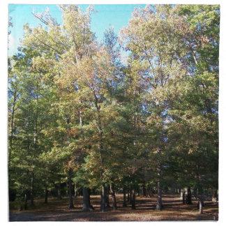 Wilderness & Trees Napkin
