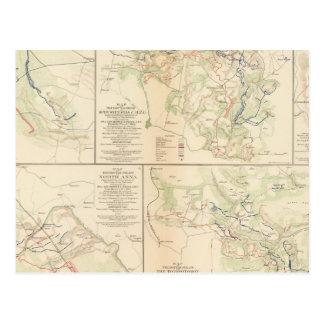 Wilderness, Va Spotsylvania CH Todd's Tavern Postcard