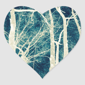 Wilderness Vision Heart Sticker