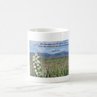 Wilderness Will Rejoice Mug