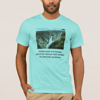 Wilderness wonder T-Shirt
