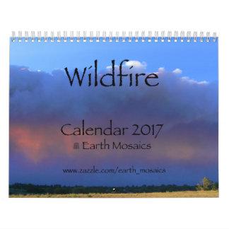 Wildfire Calendar 2017
