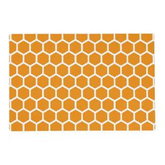 Wildfire Hexagon 2 Placemat