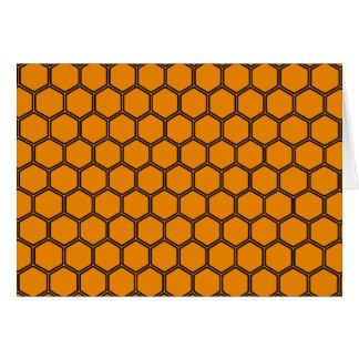Wildfire Hexagon 3 Card