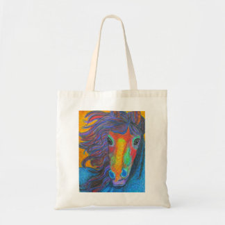 """""""Wildfire"""" Horse Tote Bag"""