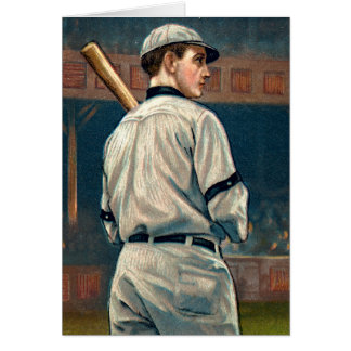 Wildfire Schulte, Chicago Cubs, 1911 Card