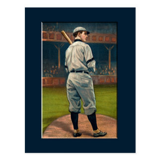 Wildfire Schulte, Chicago Cubs, 1911 Postcard