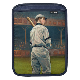 Wildfire Schulte, Chicago Cubs, 1911 Sleeve For iPads
