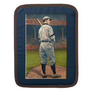 Wildfire Schulte, Chicago Cubs, 1911 Sleeves For iPads