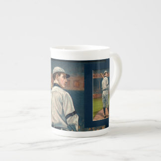 Wildfire Schulte, Chicago Cubs, 1911 Tea Cup