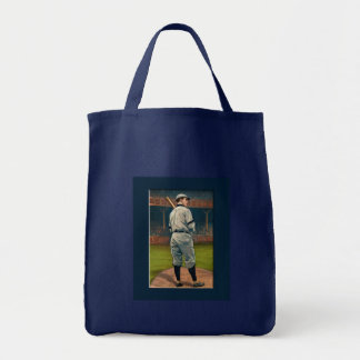 Wildfire Schulte, Chicago Cubs, 1911 Tote Bag