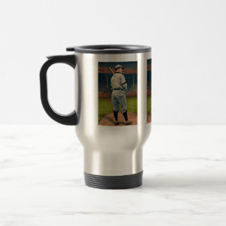 Wildfire Schulte, Chicago Cubs, 1911 Travel Mug