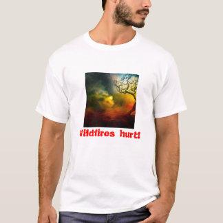 Wildfires hurt T-Shirt