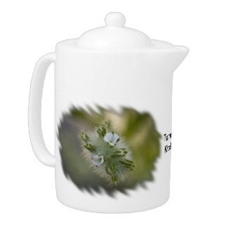 Wildflower 1 Teapot teapot