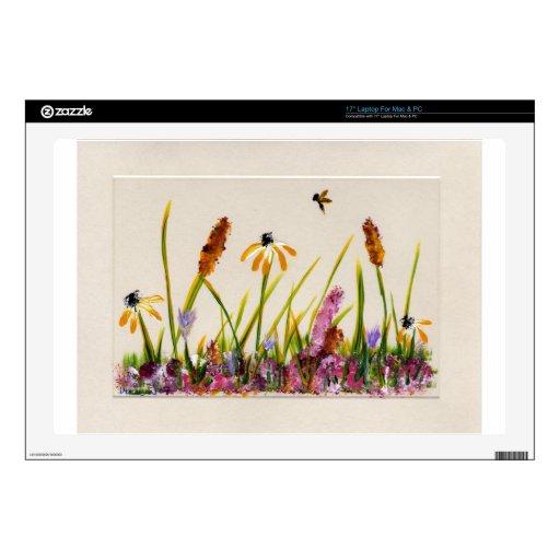 Wildflower 1b.jpg skins para 43,2cm portátil