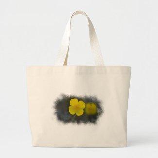 Wildflower 3 Tote bag