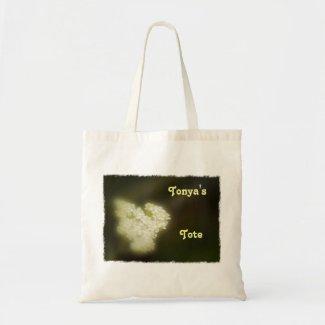 Wildflower 6 Tote bag